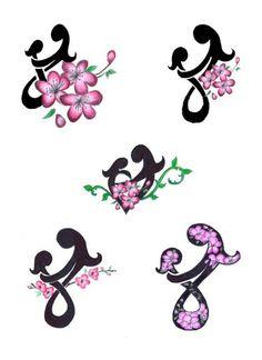 Mother daughter tattoos design ideas 17
