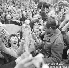Canada at War: Liberation of the Netherlands in 1945 - http://www.warhistoryonline.com/war-articles/canada-at-war-liberation-of-the-netherlands.html
