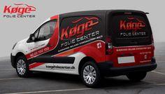 Koege folie center eligió un diseño ganador en su concurso de cartelería Por solo 1.609DKK, recibieron 21 diseños por parte de 2 diseñadores.