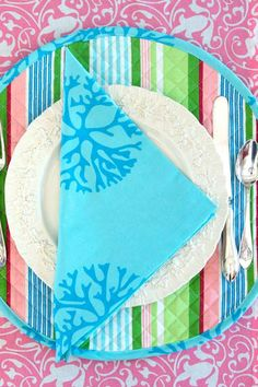 Table Linens by Hen House