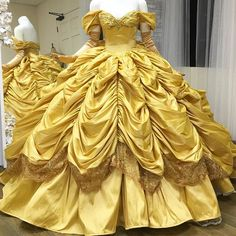 Done by designer daddy - amazing you should watch him on YouTube and follow in Instagram! Now THIS is what Emma Watson should be wearing in the new Beauty and the Beast
