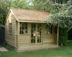 Summerhouses, Garden Rooms & Offices | Kingsland Timber Design