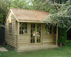 Summerhouses, Garden Rooms & Offices | Kingsland Timber Design