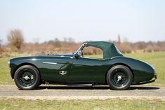 Austin Healey 100 4 Bn 1 1954 Welcome To Classicargarage Xe M Atilde Acute New Sports Cars, British Sports Cars, Vintage Sports Cars, Classic Sports Cars, Retro Cars, Sport Cars, Vintage Cars, Antique Cars, Classic Cars