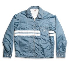 50aaf9a7 Mens Competition Jacket - Federal Blue & White - Birdwell Beach Britches  Leather Men, Types