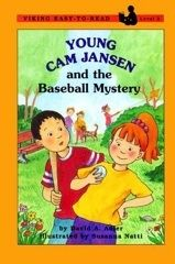When a baseball game is stopped because of a lost ball, Cam uses her photographic memory to find the ball.  J ADL