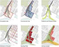 Kaohsiung Port Station Urban Design Competition Winning Proposal by de Architekten Cie.