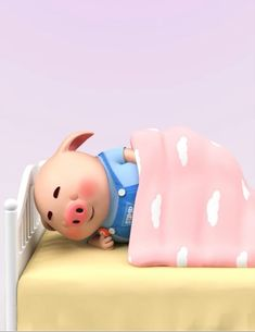 Pig Drawing, Pig Illustration, Little Pigs, Cow, Cartoon, Drawings, Funny, Sleep, Wallpapers
