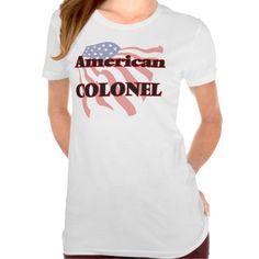 American Colonel T Shirt, Hoodie Sweatshirt