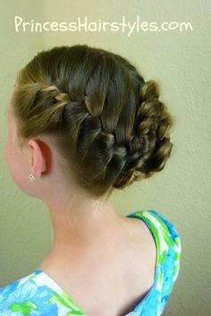37 Creative Hairstyle Ideas For Little Girls – – 37 Creative Hairstyle Ideas Fo… – Best Haircut İdeas Flower Girl Updo, Flower Girl Hairstyles, Braided Hairstyles, Teenage Hairstyles, Toddler Hairstyles, Girl Haircuts, Short Haircuts, Haircut Styles For Women, Short Haircut Styles