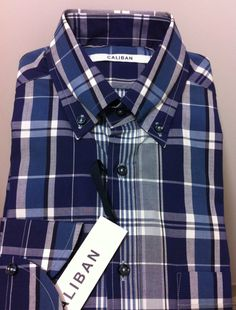 Caliban Italian Sartorial luxury beautiful casual shirt,15.75/40, M/50  NWT$375 #Caliban
