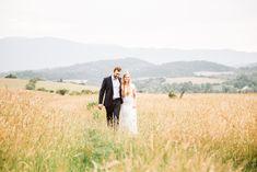 Classis walking wedding pose on meadow Wedding Poses, Wedding Portraits, Travel Around The World, Around The Worlds, Destination Wedding Photographer, Elegant Wedding, Walking, Romantic, Couple Photos