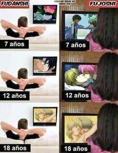 Kkkkk né  que e verdade.., (FENTE EU AMO YAIO E SOUNEN-AI!!) Lgbt Memes, Funny Memes, Otaku Anime, Anime Meme, Lgbt Couples, Girl Memes, Japanese Cartoon, Anime Love Couple, Kawaii Anime