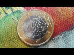 Moeda rara das olimpíadas não é um tatu!!?? - YouTube Coins Worth Money, Coin Worth, Diy And Crafts, Personalized Items, Internet, Youtube, Rare Coins, Old Coins, Sell Coins