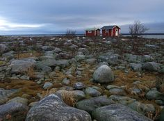 Storbådan, Kristiinankaupunki, Ostrobothnia province of Western Finland.- Pohjanmaa - Österbotten