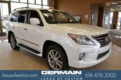 Good as new! 2013 Lexus LX 570 Vehicle Photo in Columbus, OH 43219