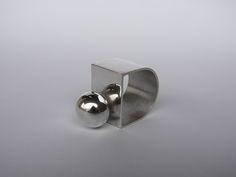 Andra Lupu - silver ring