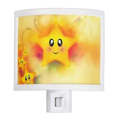 Cute cartoon kids Night Light customized color