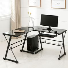 New Wheeled Computer Table