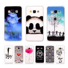 2.11$  Buy here - A5 2015 Fundas Fashion Phone Case Silicone TPU Cover For Samsung Galaxy A5 2015 A500 A5000 A500F Soft Plasitc Phone Bag Coque   #magazineonline