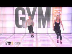 Exercices de cardio pour brûler les graisses du ventre, des cuisses et les calories. Sophie Cornet, coach sportif, donne des cours de remise en forme pour le...