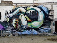 Street Artist Alice Pasquini On The Magic Of Creating Art In Public Spaces