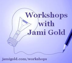 Workshops with Jami Gold   Jami Gold, Paranormal Author