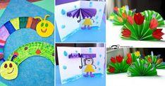 10 Magnifiques bricolages à faire avec les enfants, pour souligner l'arrivé du printemps!