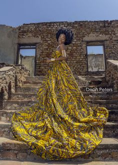 Your one stop shop for African inspired fashion styles and accessories We do customized orders, bridal outfits, all kinds Africans print designs African Prom Dresses, African Wedding Dress, African Fashion Dresses, African Dress, Ankara Fashion, African Style, African Fabric, Short Dresses, African Inspired Fashion