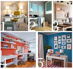 Home Office Ideas:  10 Things You'll Want in the Office of Your New Home in Mill Creek