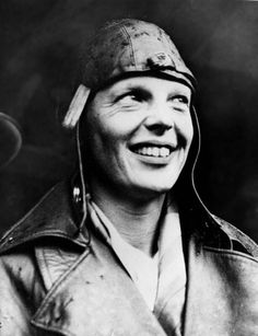 """""""Women must try to do things as men have tried. When they fail their failure must be but a challenge to others.""""—Amelia Earhart #WomensHistoryMonth"""