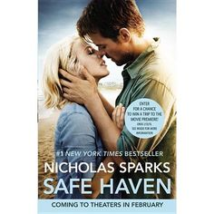 Nicholas Sparks Books, Coming To Theaters, Taurus Facts, Safe Haven, Women Names, Running Women, Woman Running, Great Books, Have Time