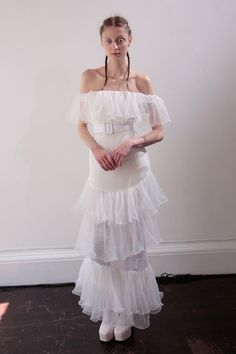 Pin for Later: 100 Stunning Wedding Dresses For Spring 2017 Brides Houghton Bridal Spring/Summer 2017
