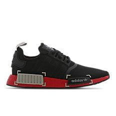 2017 Adidas Nmd R2 Primeknit Core Black Core Red For Men And Women New Release