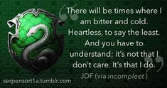 I am a Slytherin - Quotes IV - Страница 3 - Wattpad Slytherin Quotes, Slytherin And Hufflepuff, Slytherin Harry Potter, Slytherin House, Harry Potter Houses, Harry Potter Memes, Hogwarts Houses, Slytherin Traits, Potter Facts