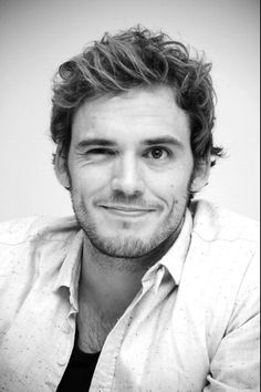 Sam Claflin aka Finnick Odair in Hunger Games !!