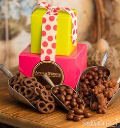 Chocolate Springtime Goodies
