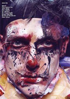 Pawel Binczak by Livia Alcalde for Schön! Magazine MU by Valeria Orlando