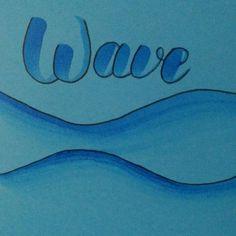 Passar del #lettering al #drawing és natural si tens un #copic a la mà.