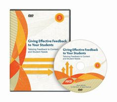 Giving Effective Feedback to Your Students, Disc 3: Tailoring Feedback to Content and Student Needs