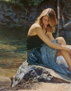 Watercolor Master Steve Hanks - Pondly