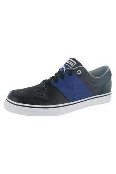 El Ace 2 CVS Casual Athletic Shoe in Black and Limestone Puma brings you  the El e388d04c7