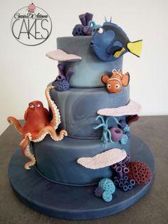 Alla ricerca di Dory! - Cake by D'Adamo Cinzia