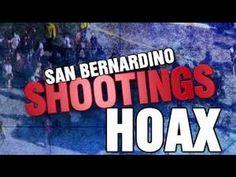 True Jew News ~ San Bernardino Shooting Hoax... Stoking Ishmael-phobia in America!!!