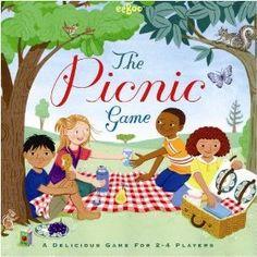 Eeboo Picnic Game: Amazon.de: Spielzeug