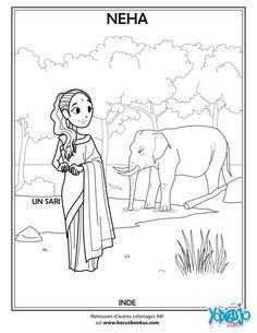 niña hindú