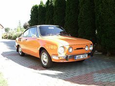 1972 Other Skoda coupe for sale in , Germany, black, orange, Cool Trucks, Motorbikes, Antique Cars, Transportation, Germany, Passion, Future, Classic, Sports