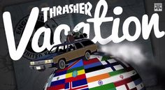 Thrasher Vacation: Copenhagen