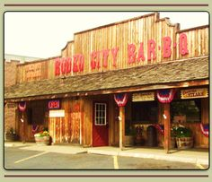 Rodeo City Bar-B-Q - Home #Food #Drink #Ellensburg