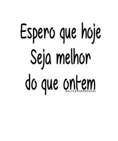 Espero sim....